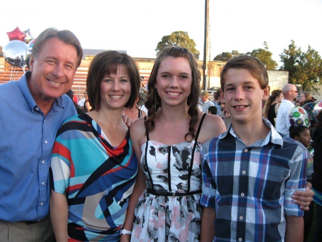 Sieg Taylor family